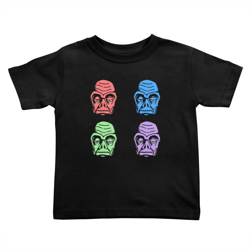 Politics Is For Old People Kids Toddler T-Shirt by Robotchka Apparel