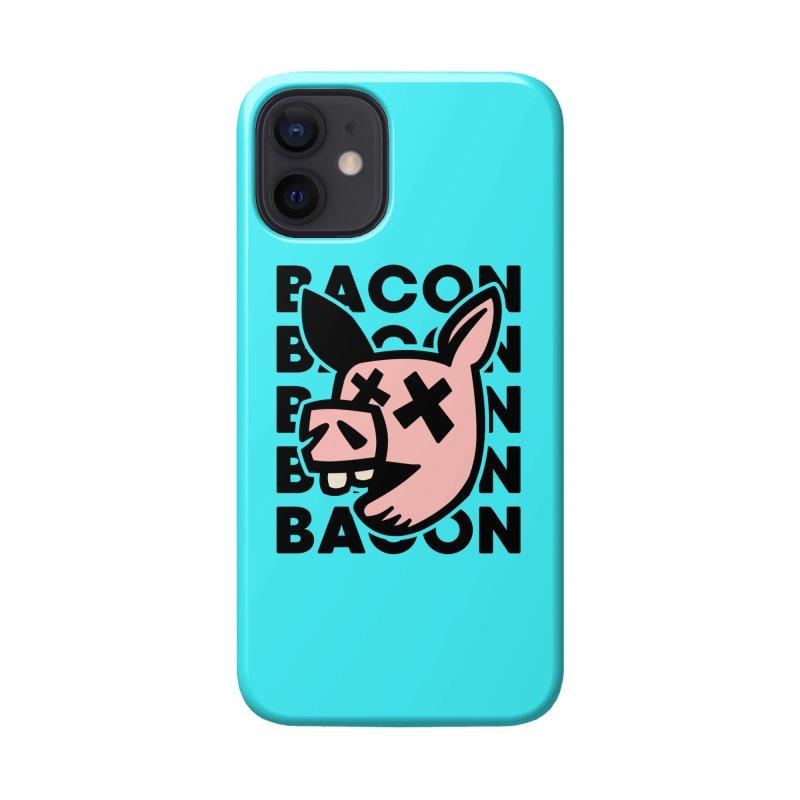 Bacon Accessories Phone Case by Robotchka Apparel
