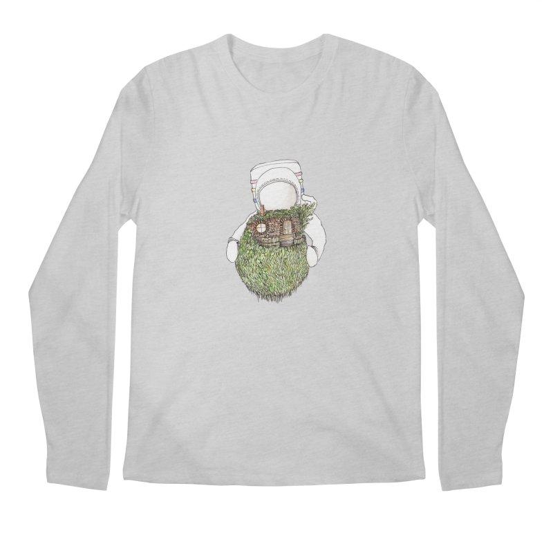 Quite Quaint Men's Longsleeve T-Shirt by Robotjunkyard