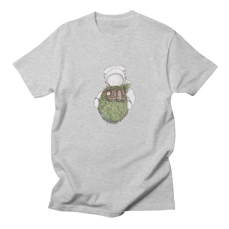 Quite Quaint Men's T-shirt by Robotjunkyard