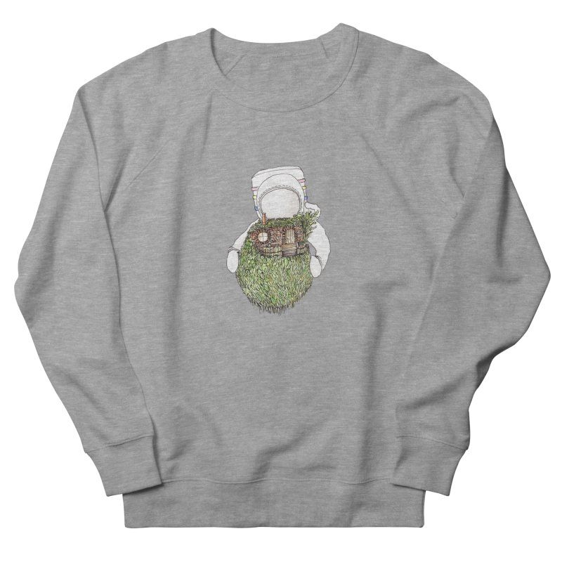 Quite Quaint Men's Sweatshirt by Robotjunkyard