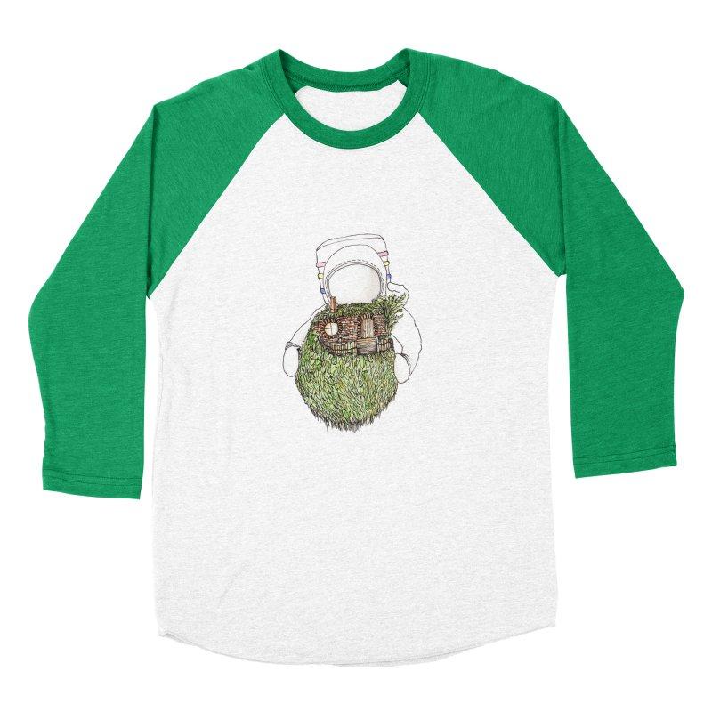Quite Quaint Women's Baseball Triblend T-Shirt by Robotjunkyard
