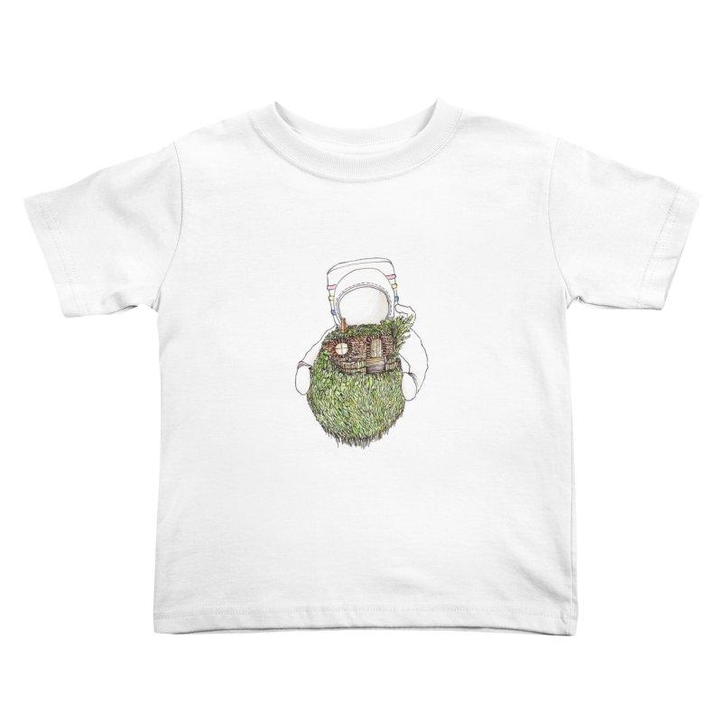 Quite Quaint Kids Toddler T-Shirt by Robotjunkyard