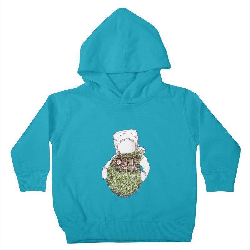 Quite Quaint Kids Toddler Pullover Hoody by Robotjunkyard