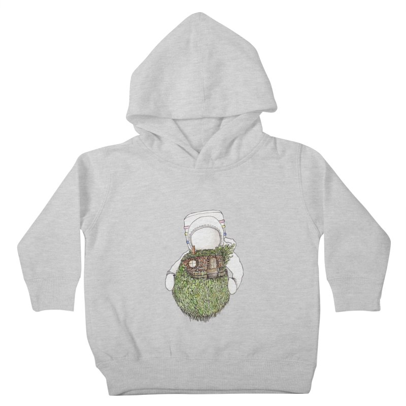 Quite Quaint Kids Toddler Pullover Hoody by Robotjunkyard