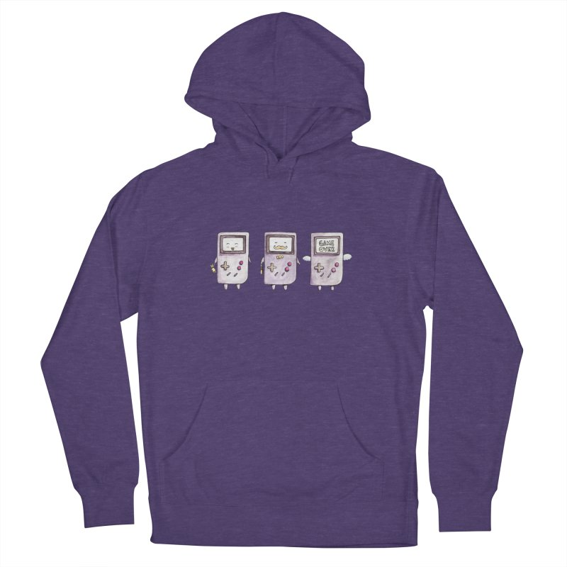 Life of a Game Boy Men's Pullover Hoody by Robotjunkyard