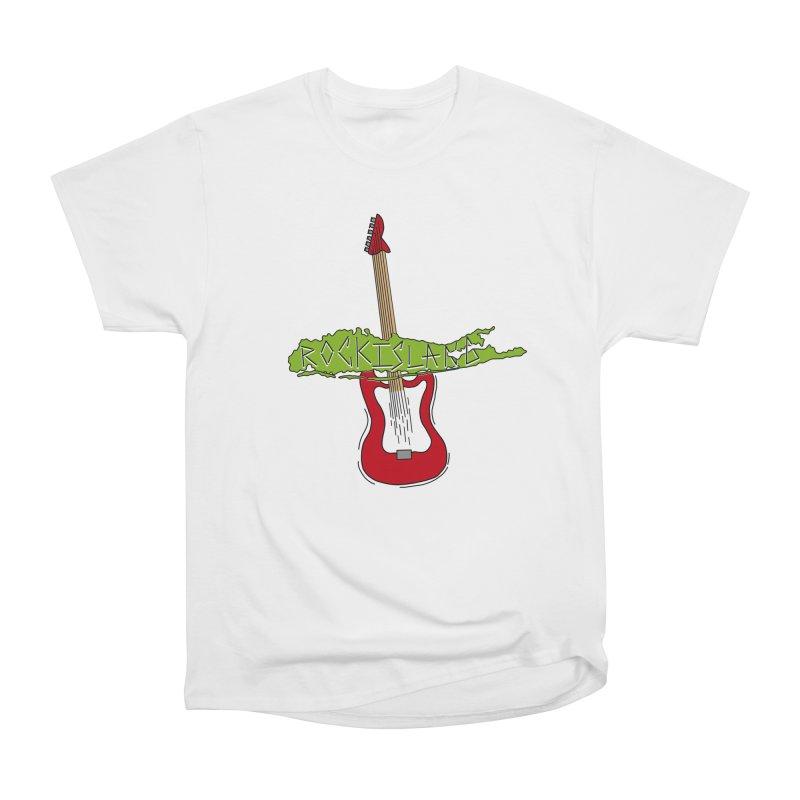 Rock Island Logo #1 Women's T-Shirt by RockIsland's Artist Shop