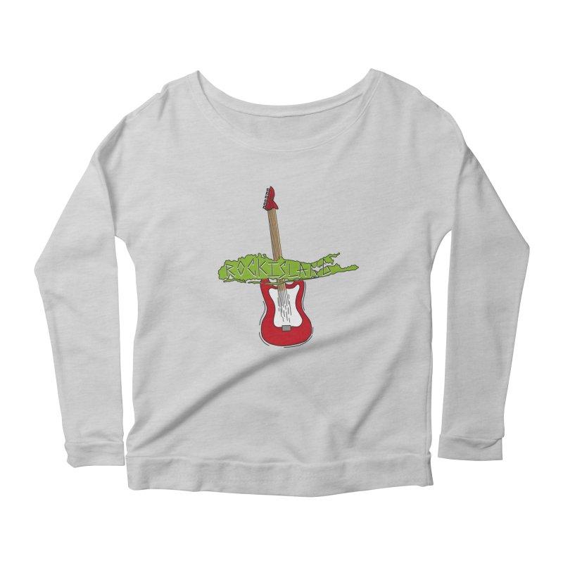 Rock Island Logo #1 Women's Longsleeve T-Shirt by RockIsland's Artist Shop
