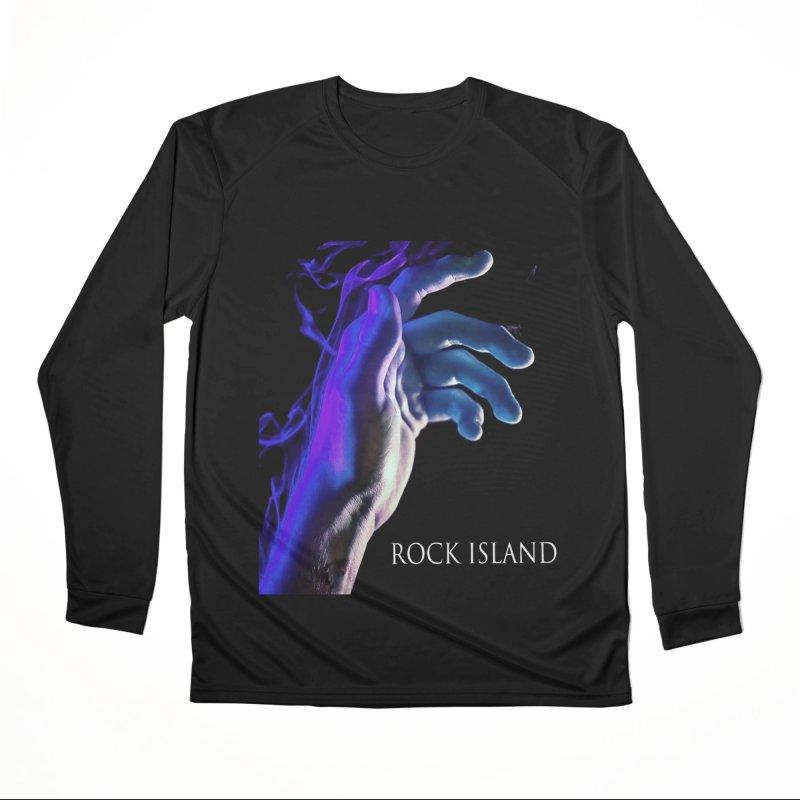 Rock Island Logo #2 Men's Longsleeve T-Shirt by RockIsland's Artist Shop