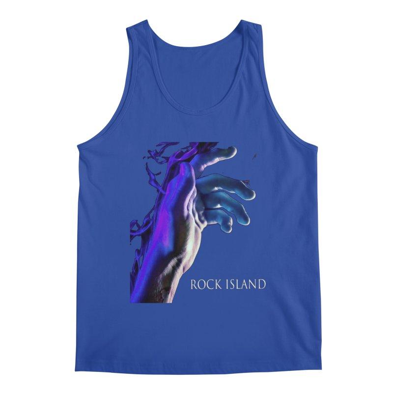 Rock Island Logo #2 Men's Tank by RockIsland's Artist Shop