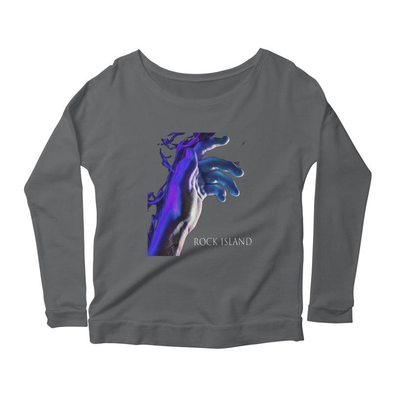 Rock Island Logo #2 Women's Longsleeve T-Shirt by RockIsland's Artist Shop