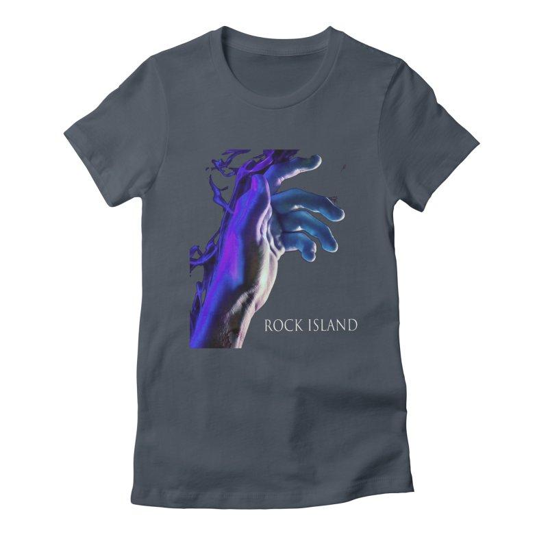 Rock Island Logo #2 Women's T-Shirt by RockIsland's Artist Shop
