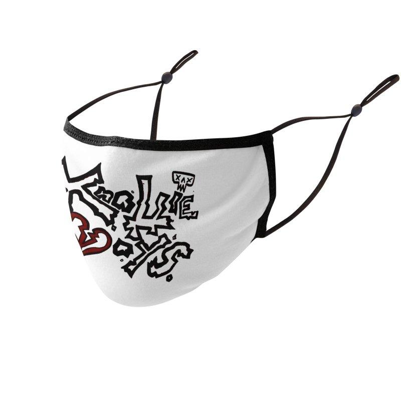 The Knottie Boys Logo #1 Accessories Face Mask by RockIsland's Artist Shop