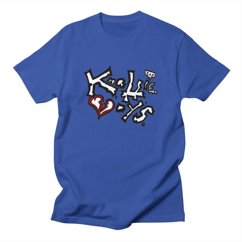 The Knottie Boys Logo #1 Men's T-Shirt by RockIsland's Artist Shop