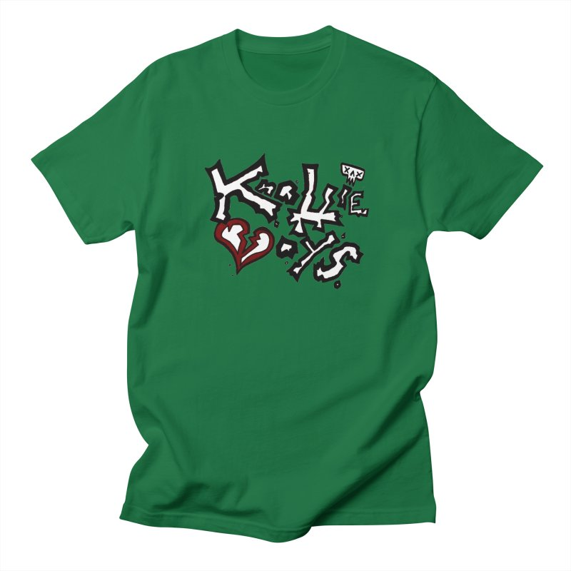 The Knottie Boys Logo #1 Men's T-Shirt by RockIsland's Artist Shop