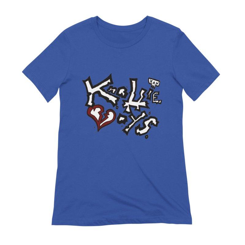 The Knottie Boys Logo #1 Women's T-Shirt by RockIsland's Artist Shop