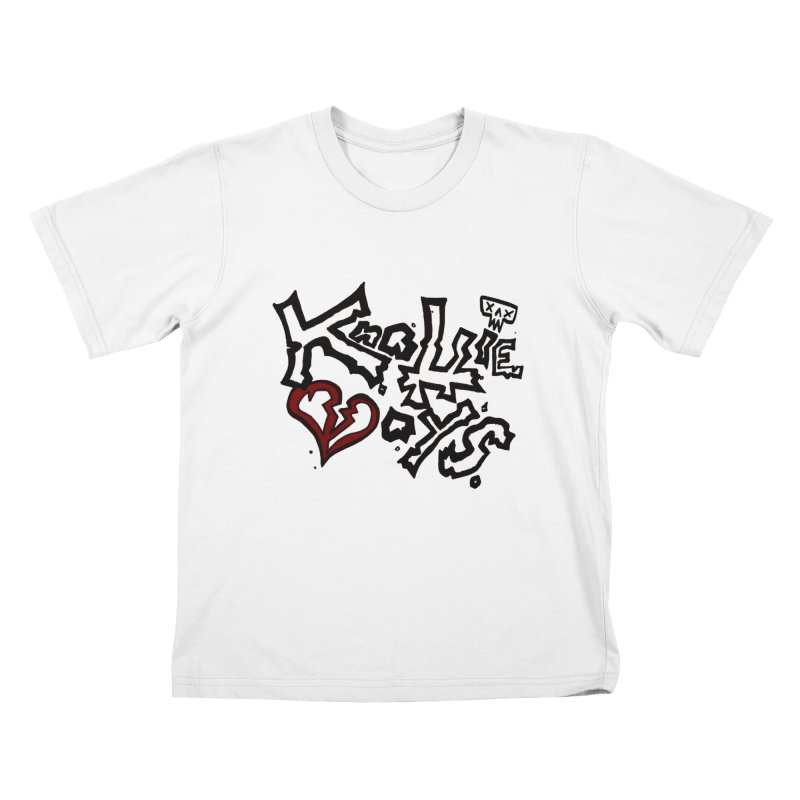 The Knottie Boys Logo #1 Kids T-Shirt by RockIsland's Artist Shop
