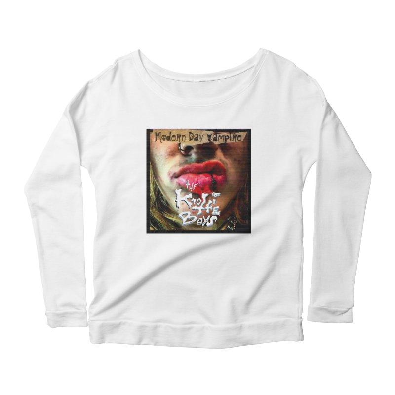 The Knottie Boys Logo #2 Women's Longsleeve T-Shirt by RockIsland's Artist Shop