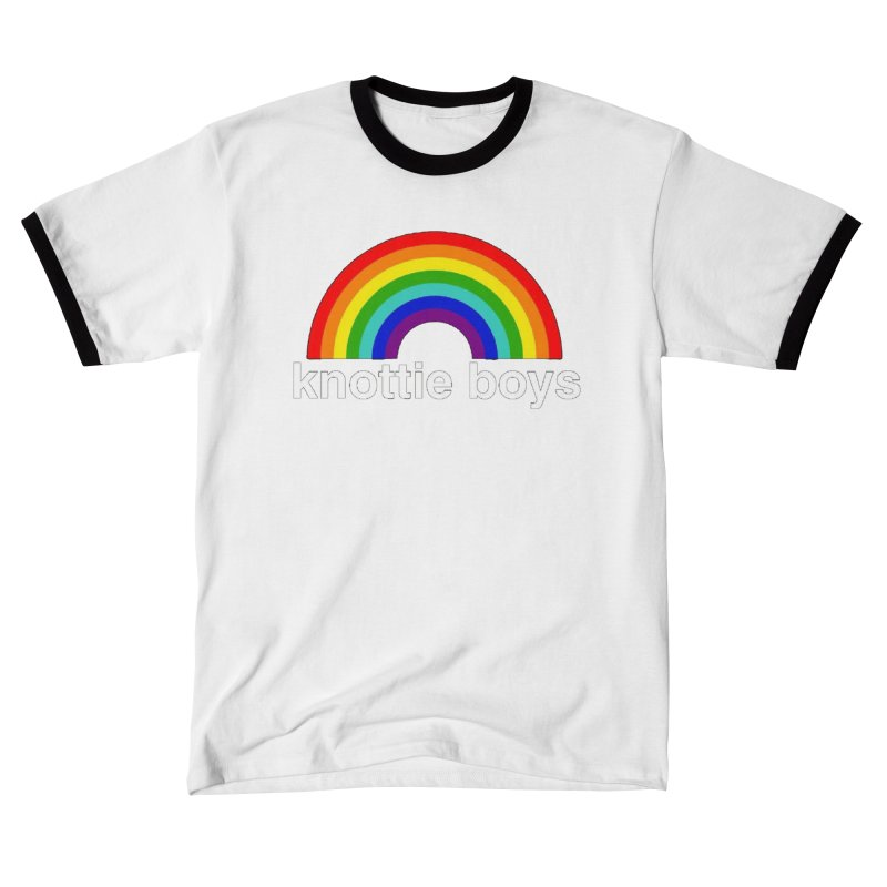 The Knottie Boys Logo #3 Women's T-Shirt by RockIsland's Artist Shop
