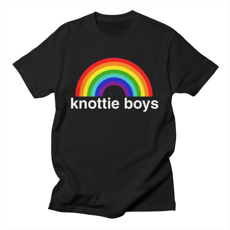 The Knottie Boys Logo #3 Men's T-Shirt by RockIsland's Artist Shop