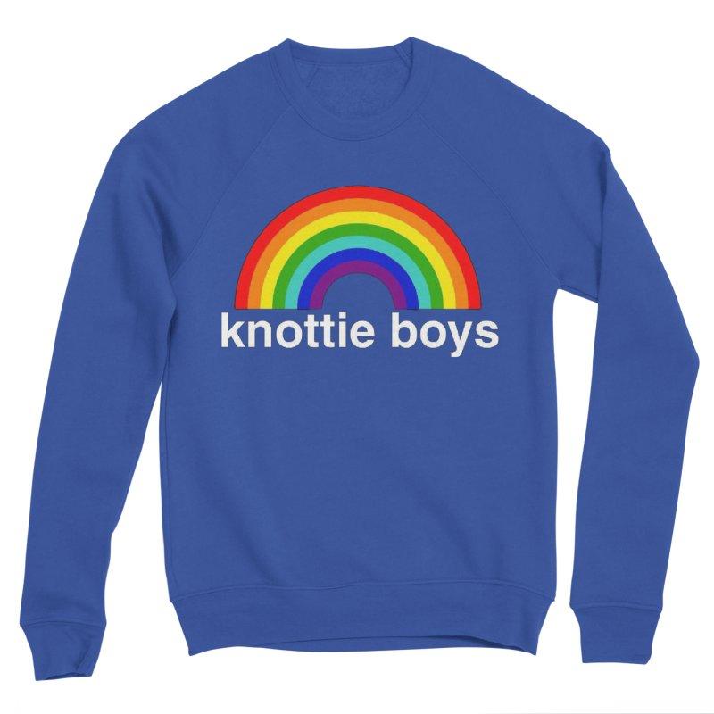 The Knottie Boys Logo #3 Women's Sweatshirt by RockIsland's Artist Shop