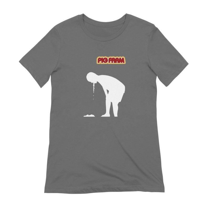 Pig Farm Logo #1 Women's T-Shirt by RockIsland's Artist Shop