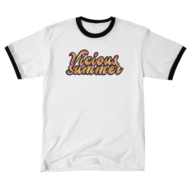 Vicious Summer Logo #1 Women's T-Shirt by RockIsland's Artist Shop
