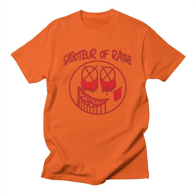 Jestin Rayne Logo #1 Men's T-Shirt by RockIsland's Artist Shop