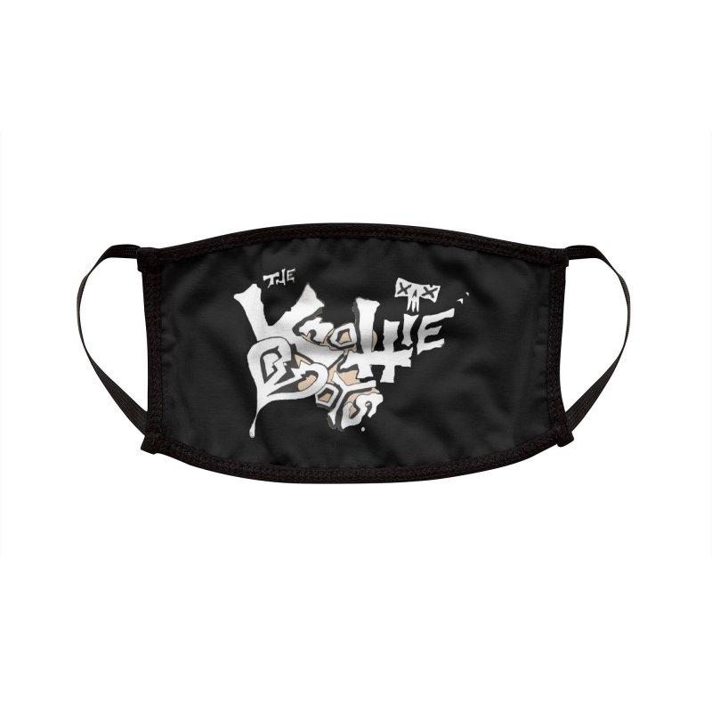 The Knottie Boys Logo #4 Accessories Face Mask by RockIsland's Artist Shop