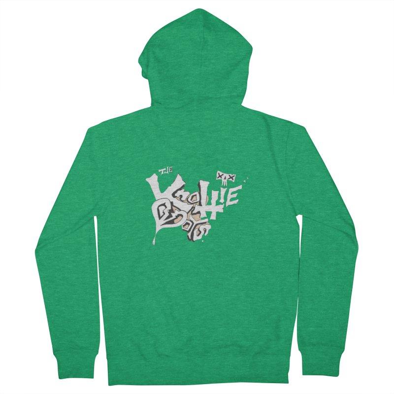 The Knottie Boys Logo #4 Men's Zip-Up Hoody by RockIsland's Artist Shop