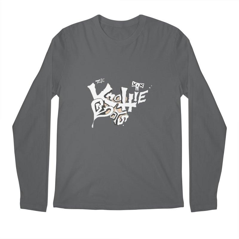The Knottie Boys Logo #4 Men's Longsleeve T-Shirt by RockIsland's Artist Shop