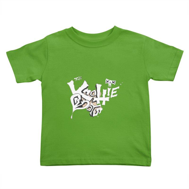 The Knottie Boys Logo #4 Kids Toddler T-Shirt by RockIsland's Artist Shop