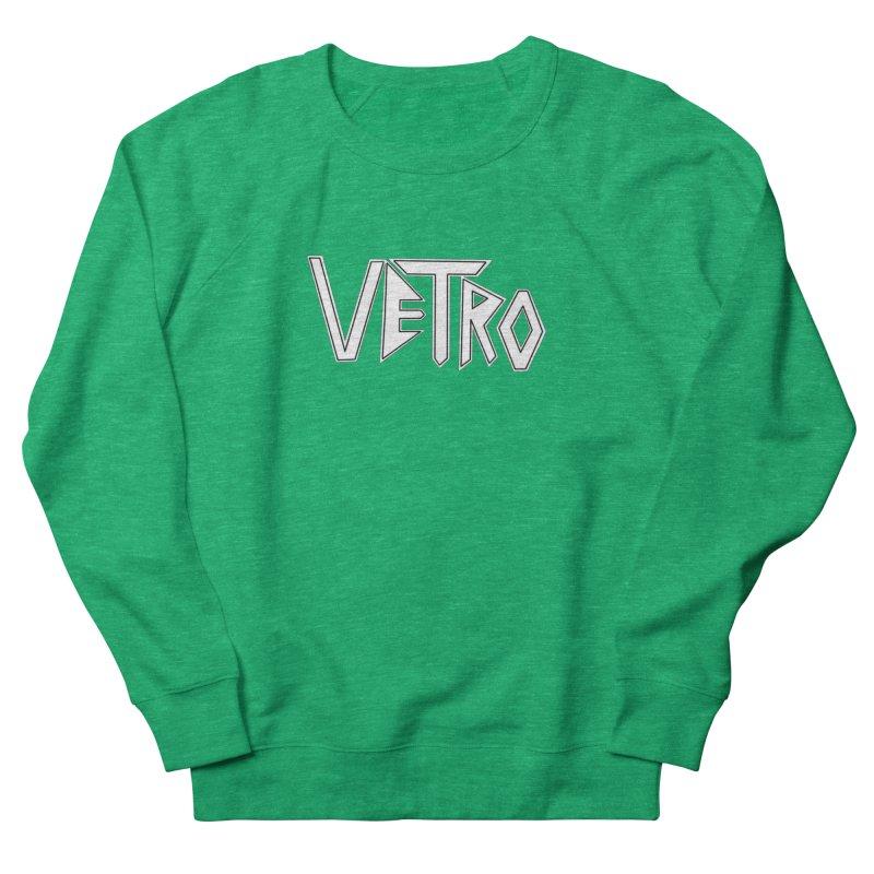 Vetro Logo #1 Women's Sweatshirt by RockIsland's Artist Shop