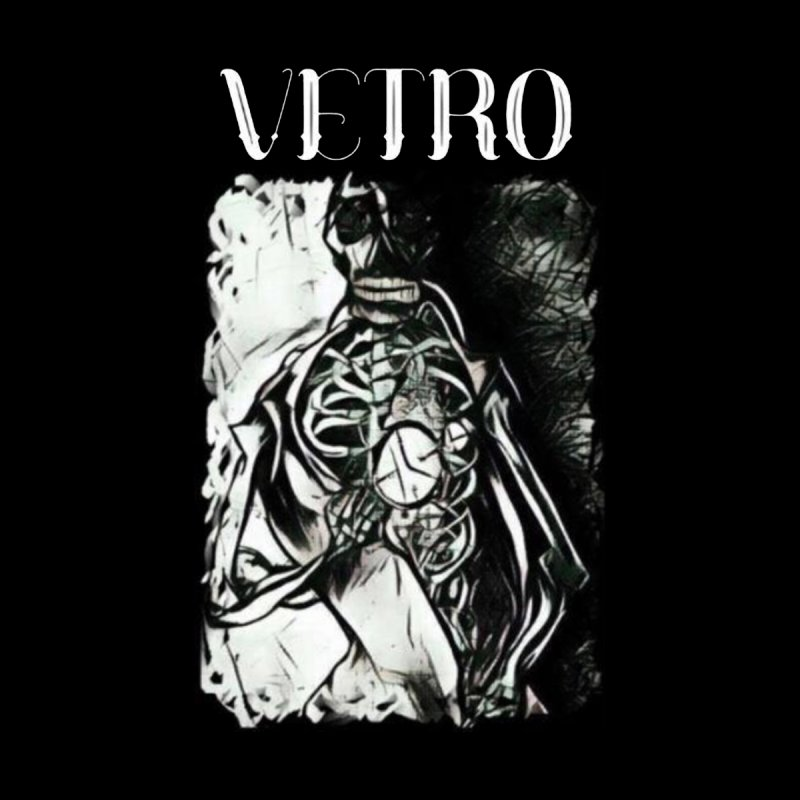 Vetro Logo #2 Men's T-Shirt by RockIsland's Artist Shop