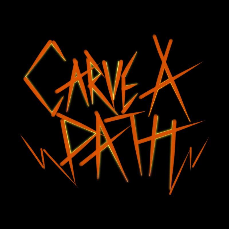 Carve A Path Logo #1 Accessories Phone Case by RockIsland's Artist Shop