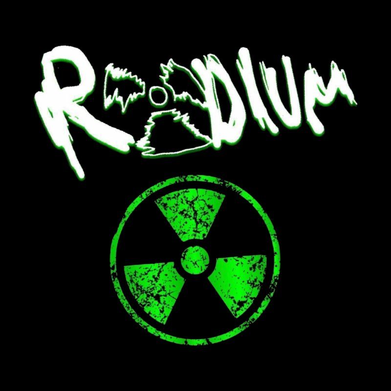 Radium Logo #1 Men's T-Shirt by RockIsland's Artist Shop