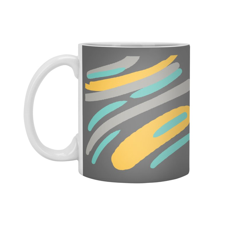 Cosmic Tiger Accessories Mug by Rocket Artist Shop