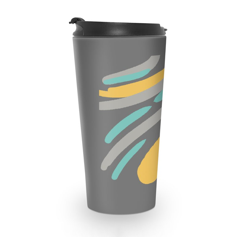 Cosmic Tiger Accessories Travel Mug by Rocket Artist Shop