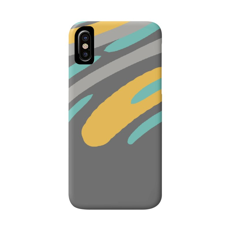 Cosmic Tiger Accessories Phone Case by Rocket Artist Shop