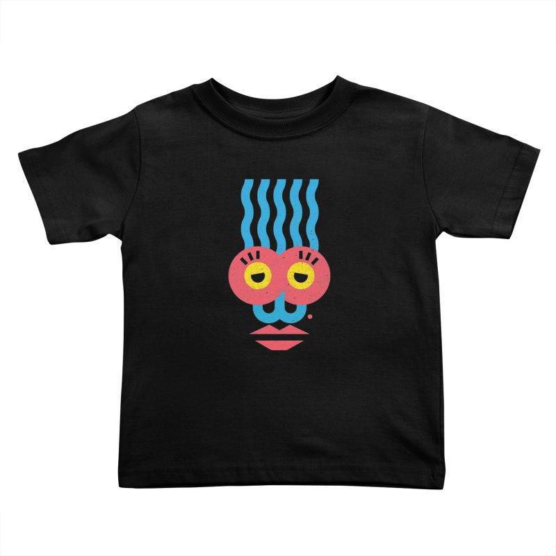 MonkeyLady Kids Toddler T-Shirt by Rocket Artist Shop