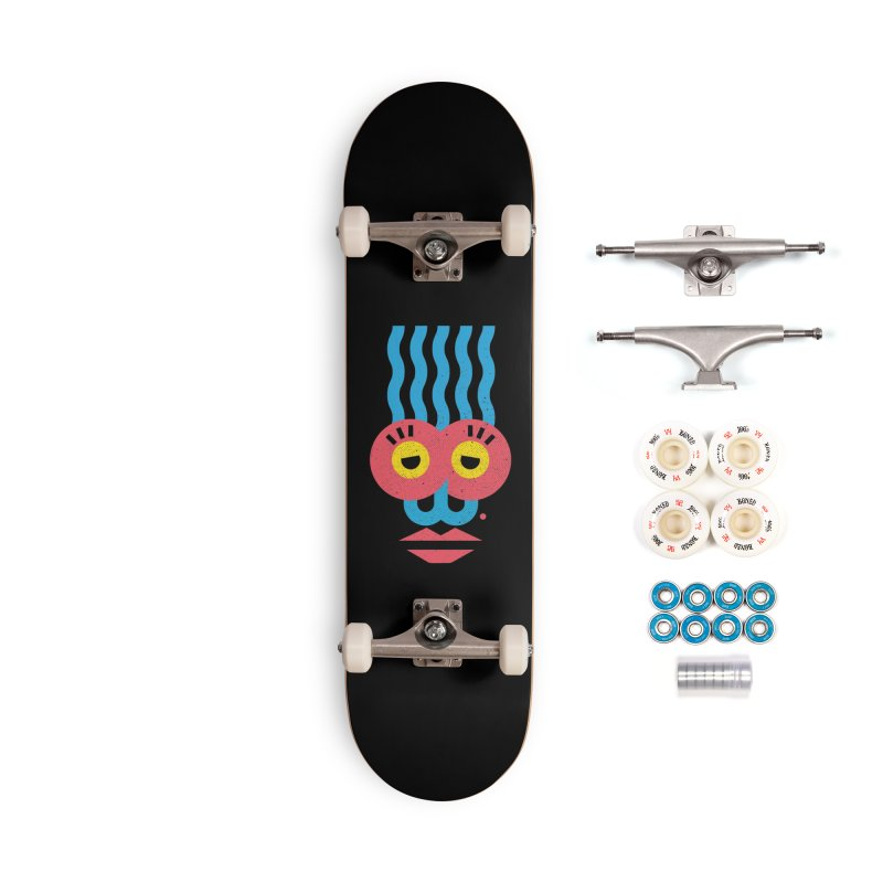 MonkeyLady Accessories Complete - Premium Skateboard by Rocket Artist Shop