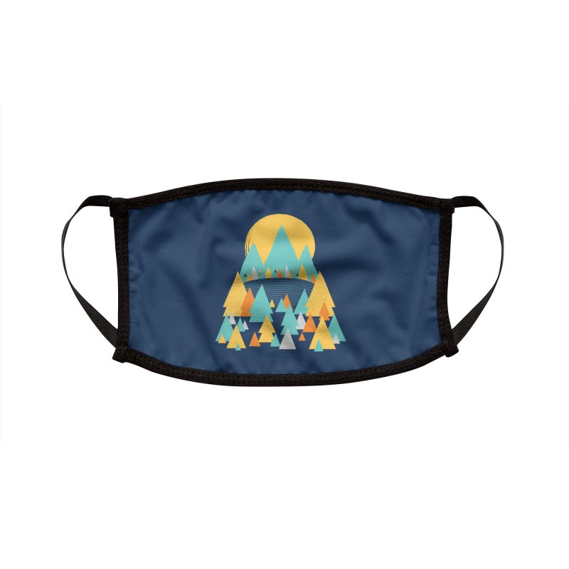 Magicland Accessories Face Mask by Rocket Artist Shop