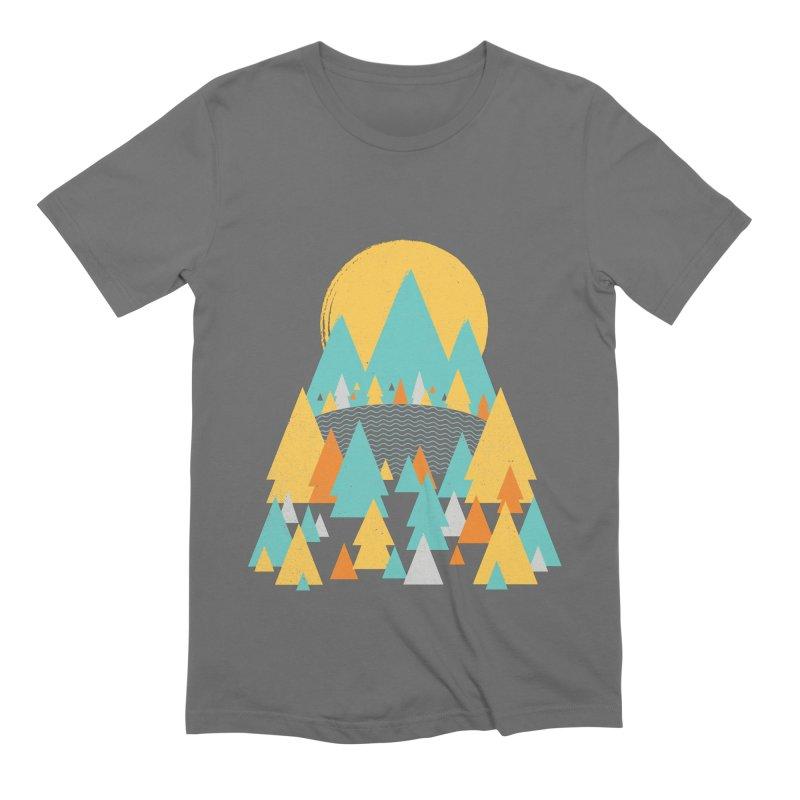 Magicland Men's Extra Soft T-Shirt by Rocket Artist Shop