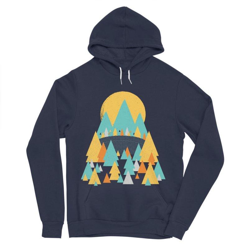 Magicland Women's Sponge Fleece Pullover Hoody by Rocket Artist Shop