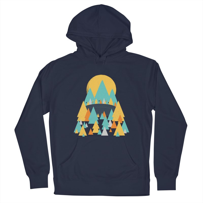 Magicland Men's Pullover Hoody by Rocket Artist Shop
