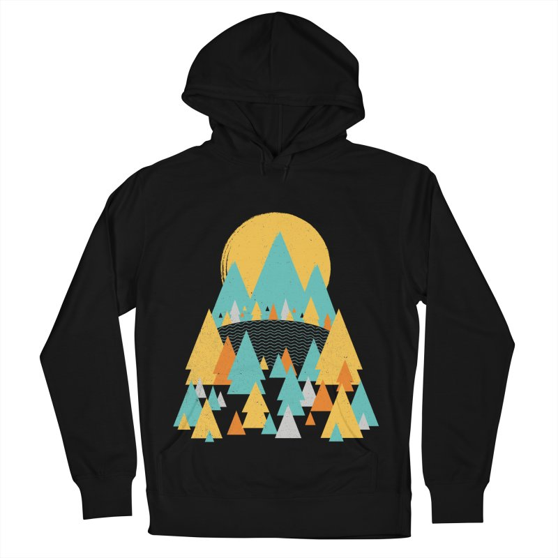 Magicland Women's French Terry Pullover Hoody by Rocket Artist Shop