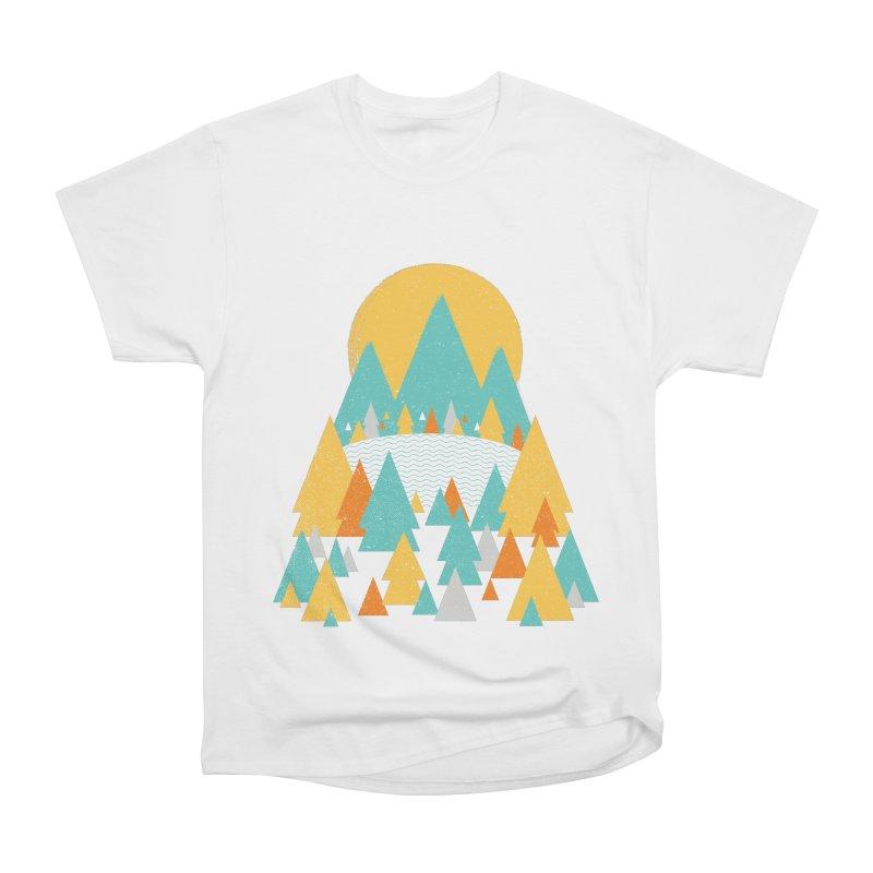Magicland Men's T-Shirt by Rocket Artist Shop