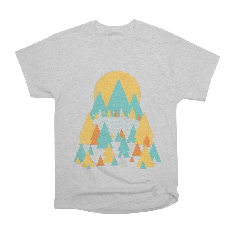 Magicland Women's Heavyweight Unisex T-Shirt by Rocket Artist Shop