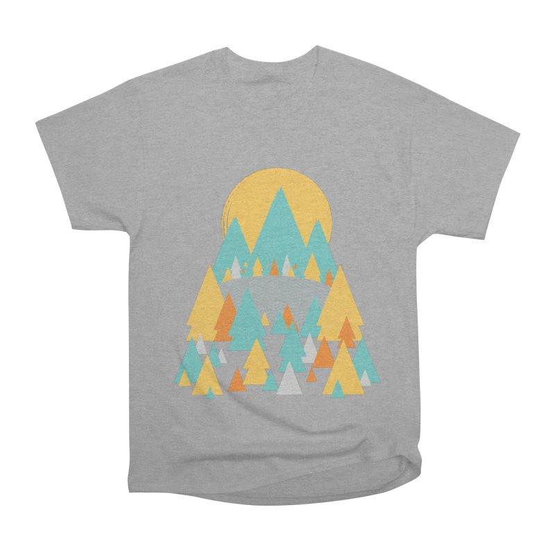 Magicland Men's Heavyweight T-Shirt by Rocket Artist Shop