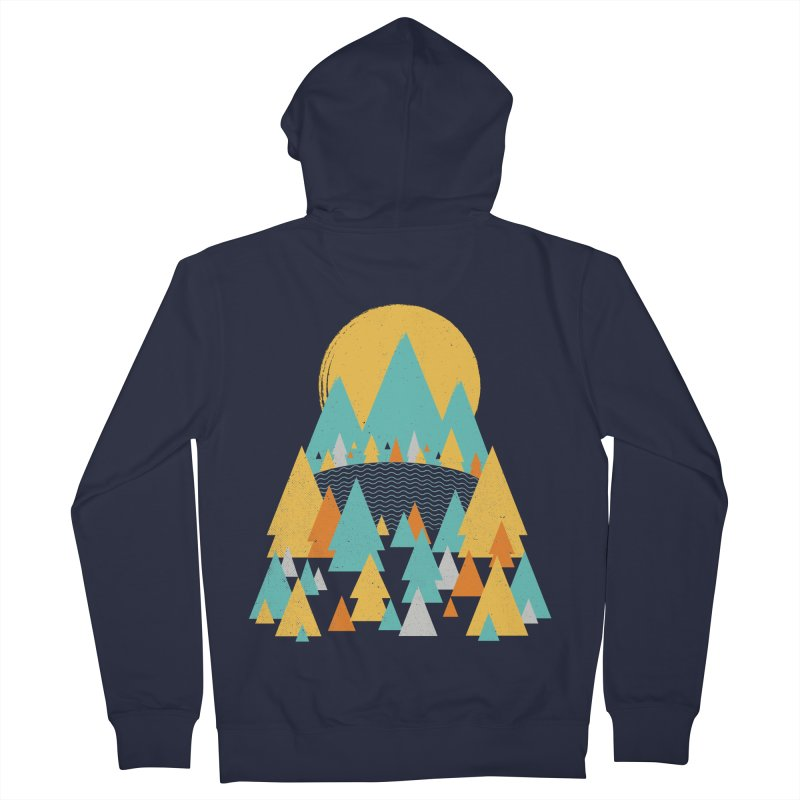 Magicland Women's Zip-Up Hoody by Rocket Artist Shop